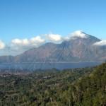 Bali - Lacul si vulcanul Batur