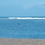 Bali - Localnic pescuind