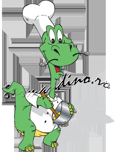 Gurmandino - Dino cel gurmand