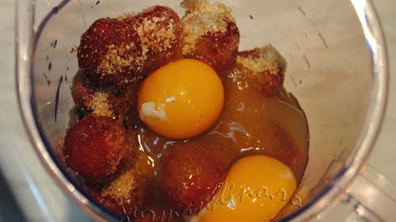 Inghetata rapida si cremoasa de capsune / Strawberry ice cream