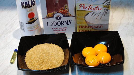 Inghetata caramel / Caramel  Ice Cream / Caramel Gelato