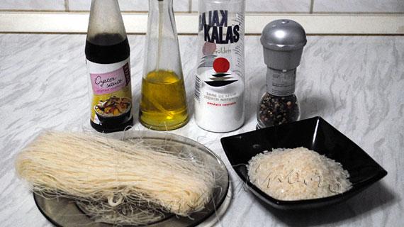 Articole culinare : Orez prajit chinezesc cu taietei