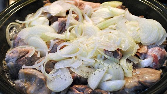 Berbecut Tajine - ispititoare arome marocane