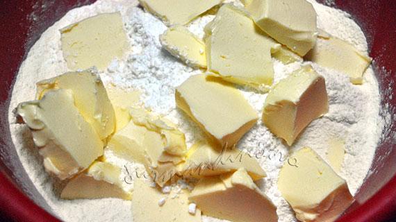 Pate sucree - aluat pentru tarte dulci