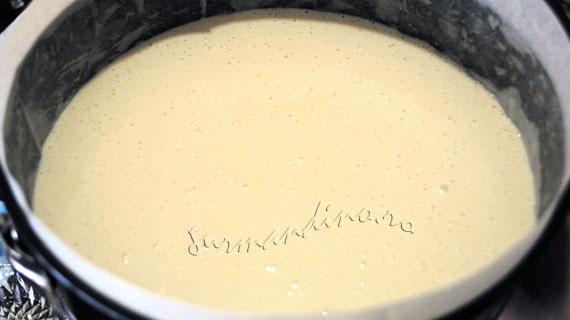 Blat simplu de tort (Genoise)