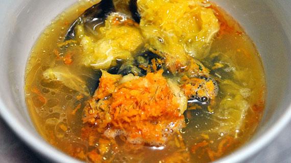 Muschiulet de porc cu sos Hoisin