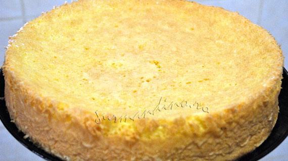 Blat de piscot (biscuit de Savoie)