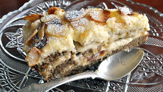 Tort Tiramisu alb