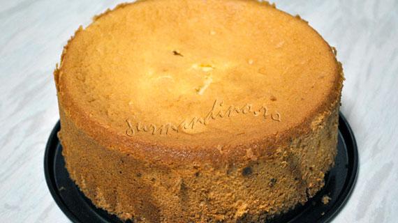 Tort racoritor cu mascarpone si grapefruit roz