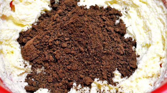 Truffon - tort cu ciocolata si rom