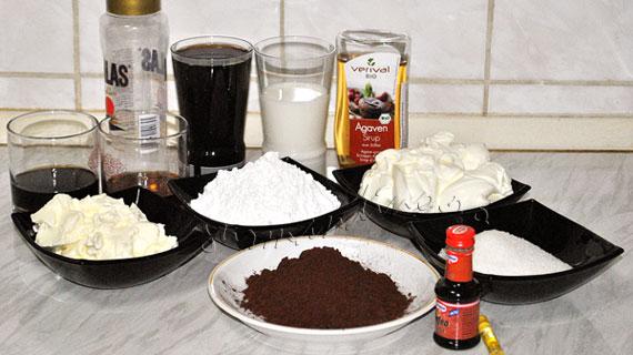 Inghetata Tiramisu cu mascarpone si lichior de cafea