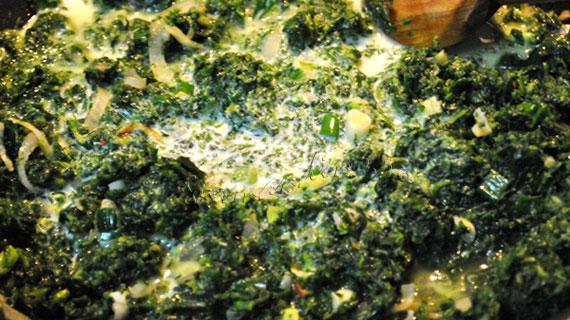 Placinta greceasca cu spanac si branza feta