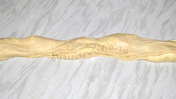 Placinta dobrogeana sau placinta creata, cu branza