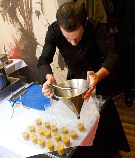 Supa de peste a la Phillipe Dupre