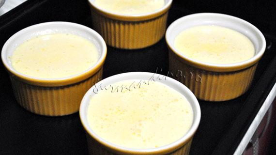 Crème brûlée - desert clasic frantuzesc cu crusta crocanta de caramel