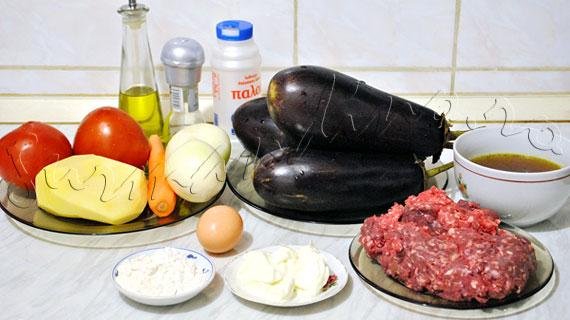 Reteta de musaca de vinete - varianta romaneasca