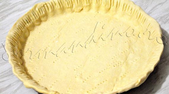 Reteta tarta frantuzeasca cu crema de vanilie (Flan patissier)