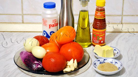 Reteta sos picant de rosii pentru ciocanele sau aripioare de pui la gratar