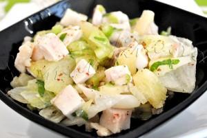 Salata-pui-afumat-ananas5