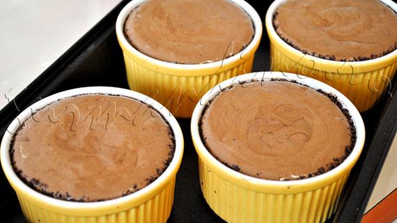 Reteta de sufleu de ciocolata à la Gordon Ramsay