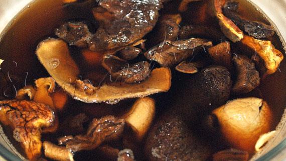Reteta de risotto cu ciuperci de padure