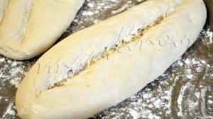 Reteta de Fougasse (painici frantuzesti) cu afumatura si branza