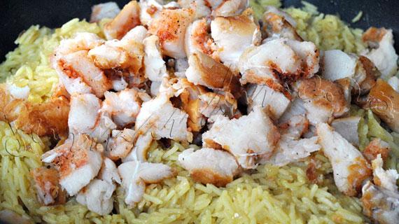 Reteta Kedgeree - orez indian cu peste afumat, curry si oua