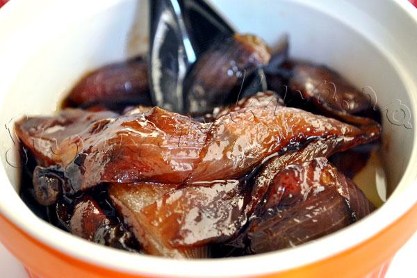 Reteta de chutney (dulceata) de ceapa rosie