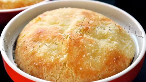 Reteta italieneasca de antreu - mini-tarte cu gorgonzola, mascarpone si parmezan