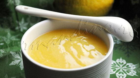 Lemon curd sau crema englezeasca de lamaie fara faina