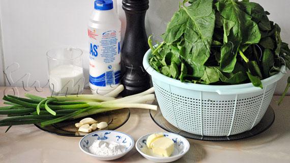 Reteta romaneasca: Mancare de spanac cu oua